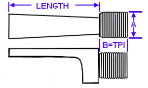 breech plug drawing